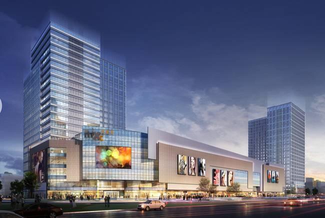 商业综合体_萧山最大的商业综合体计划明年开业 在你家门口吗?